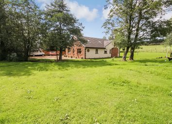 Thumbnail 4 bed detached bungalow for sale in Sleetbeck Road, Roadhead, Carlisle