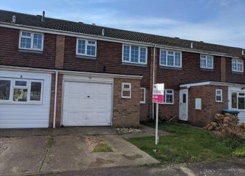Thumbnail 3 bedroom terraced house for sale in Ashurst Close, North Bersted, Bognor Regis