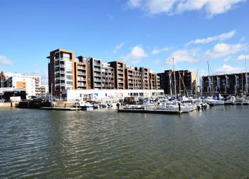Thumbnail 2 bed flat for sale in Newfoundland Way, Portishead, Bristol