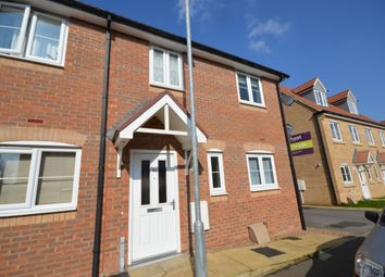 Thumbnail 3 bed terraced house for sale in Pavillion Gardens, Lincoln