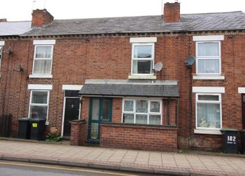 Thumbnail 2 bed terraced house for sale in Derby Road, Stapleford, Nottingham