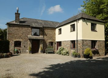 Thumbnail 6 bed barn conversion for sale in Barn Park View, Lewdown, Okehampton