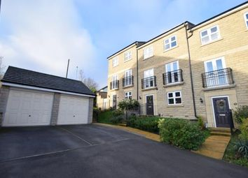 Thumbnail 4 bed terraced house for sale in Mill Beck Close, Farsley, Leeds, West Yorkshire