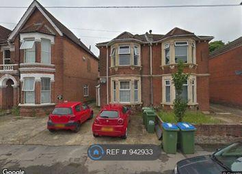 Thumbnail 3 bed flat to rent in Gordon Avenue, Southampton