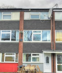 Thumbnail 4 bed terraced house for sale in St. Hildas Close, Manchester