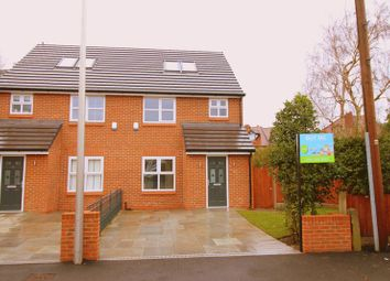 Thumbnail 4 bedroom semi-detached house for sale in Forbes Close, Offerton, Stockport