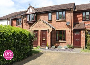 Thumbnail 2 bed terraced house for sale in Long Copse Chase, Chineham, Basingstoke