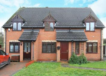 Thumbnail 2 bed property for sale in Spring Close, Renishaw, Sheffield, Derbyshire