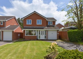 Thumbnail 4 bed detached house for sale in Troon, Amington, Tamworth