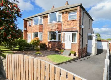 Thumbnail 3 bed semi-detached house for sale in Beverley Drive, Wyke, Bradford