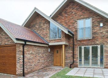 Thumbnail 4 bed detached house to rent in Bottle Lane, Littlewick Green, Maidenhead