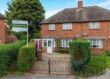 Thumbnail 3 bed semi-detached house for sale in Farnham, Surrey, Roman Way