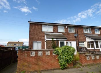 Thumbnail 3 bed terraced house to rent in Wendover Way, Sunderland