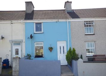Thumbnail 2 bed terraced house for sale in Kingsland Road, Holyhead, Anglesey