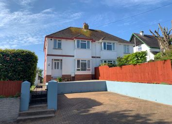 Thumbnail 3 bed semi-detached house to rent in Higher Brook Meadow, Sidford, Sidmouth