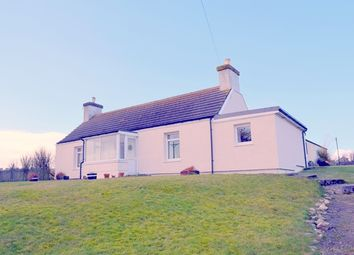 Thumbnail 3 bed detached bungalow for sale in Mid Clyth, Lybster