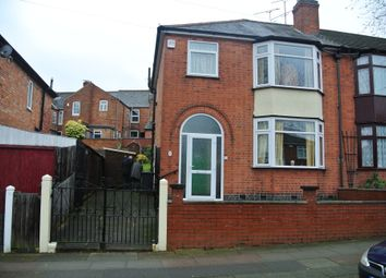 Thumbnail 3 bed semi-detached house for sale in Westcotes Drive, Leicester