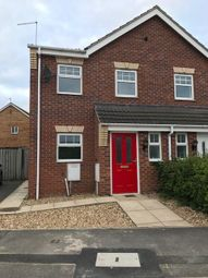 Thumbnail 3 bed semi-detached house to rent in The Rodery, Mansfield