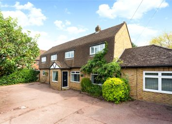Thumbnail 5 bed detached house for sale in Marlow Road, Bourne End, Buckinghamshire