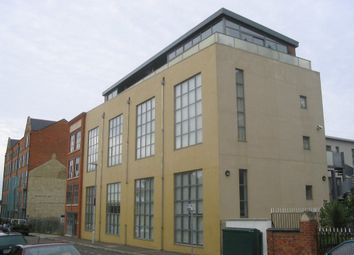 Thumbnail 2 bed flat to rent in Duke Street, Northampton