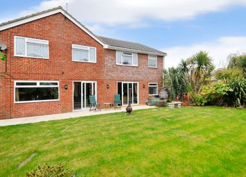 Thumbnail 5 bed detached house for sale in Tavy Road, Worthing