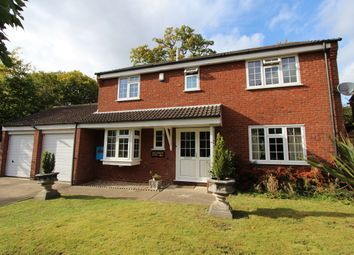 Thumbnail 4 bed detached house for sale in Abbeyfields Close, Netley Abbey, Southampton
