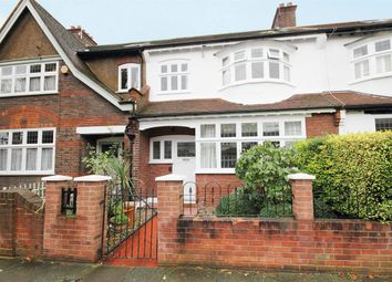 Thumbnail 3 bed terraced house to rent in Greenend Road, London