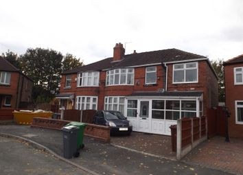 Thumbnail 4 bedroom property to rent in Colgate Crescent, Fallowfield, Manchester