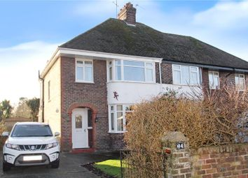 Thumbnail 3 bed semi-detached house for sale in Cornwall Road, Littlehampton