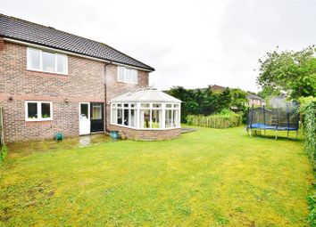 Thumbnail 3 bed semi-detached house for sale in Edinburgh Gardens, Bishop's Stortford