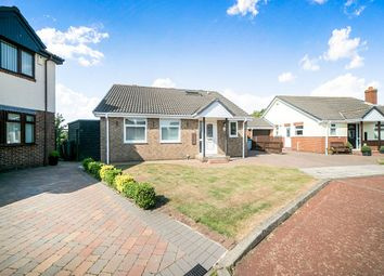 Thumbnail 4 bed bungalow for sale in The Sycamores, Burnopfield, Newcastle Upon Tyne