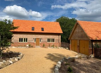 Thumbnail 3 bedroom detached house for sale in Denham Lane, Chalfont St. Peter, Gerrards Cross, Buckinghamshire