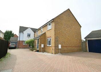 Thumbnail 4 bed detached house for sale in Gadwall Reach, Kelvedon, Colchester, Essex