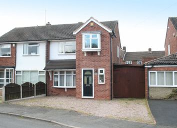 Thumbnail 3 bed semi-detached house for sale in Fairview Crescent, Kingswinford