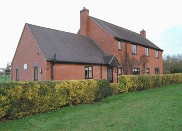 Thumbnail 5 bed detached house to rent in Wixford, Alcester