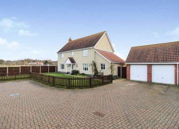 Thumbnail 4 bed detached house for sale in Windmill Close, Sudbury