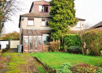 Thumbnail 3 bedroom semi-detached house for sale in Wheatlands Grove, Bradford
