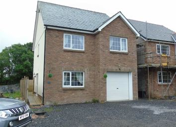 Thumbnail 5 bed detached house for sale in Clos Y Gat, Llandeilo Road, Gorslas