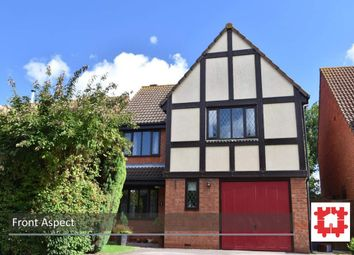 Thumbnail 4 bedroom detached house for sale in Waters End, Stotfold, Herts