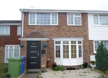 Thumbnail 3 bed terraced house for sale in Emerald View, Warden, Sheerness