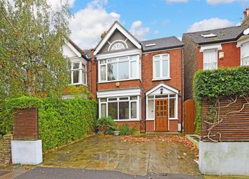 Thumbnail 5 bed semi-detached house to rent in Queens Road, Wimbledon, Wimbledon