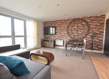 Thumbnail 2 bed flat for sale in 606 Marsh House, Marsh Street, Bristol
