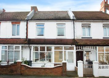 Thumbnail 2 bed terraced house for sale in Channel View Road, Eastbourne