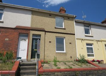 Thumbnail 2 bed terraced house for sale in Trewyddfa Common, Morriston, Swansea