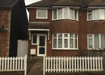 Thumbnail 1 bed terraced house to rent in Heaton Road, Canterbury