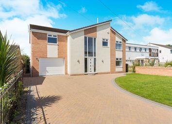 Thumbnail 4 bed detached house for sale in Riverside Drive, Hambleton, Poulton-Le-Fylde