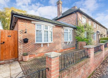 Thumbnail 2 bed bungalow for sale in Monoux Grove, London