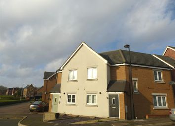 Thumbnail 3 bed property to rent in Wychewood Close, Corby