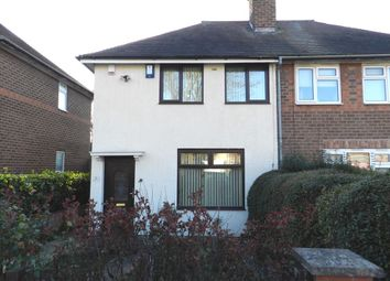 Thumbnail 2 bed property to rent in Lyme Green Road, Kitts Green, Birmingham