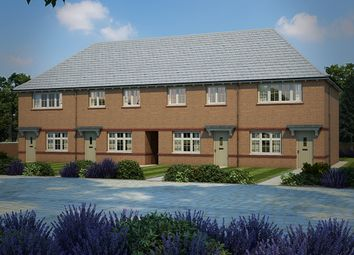 Thumbnail 2 bed terraced house for sale in Saxon Brook, Pinn Hill, Exeter, Devon